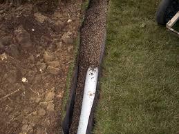 az tile Drain Tile Drainage Pipe Drainage System Johnson Tiles