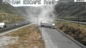 Terrifying Video Perfectly Explains The Purpose Of Runaway Truck Ramps Runaway Truck Ramp Image Photo Free Trial Bigstock Truck Ramp Planned For Wellersburg Mountain Local News Runaway Building Boats Anyone Else Secretly Hope To See These Things Being Used Pics Wikipedia Video Semitruck Loses Control Crashes Into Gas Station In Cajon Photos Pennsylvania Inrstate 176 Sthbound Crosscountryroads System Marketing Videos Photoflight Aerial Media A On Misiryeong Penetrating Road Gangwon Driver And Passenger Jump From Big Rig Grapevine Sign Forest Stock Edit Now 661650514