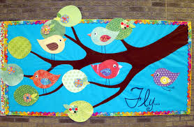 Motivational Spring Birds Classroom Bulletin Board Idea