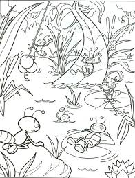Coloring Page Summer Pages For Adults Free Large