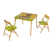 O'Kids Scooby Doo Multicolor Metal Children's Table And ... Folding Adirondack Chair Beach With Cup Holder Chairs Gorgeous At Walmart Amusing Multicolors Nickelodeon Teenage Mutant Ninja Turtles Toddler Bedroom Peppa Pig Table And Set Walmartcom Antique Office How To Recover A Patio Kids Plastic And New Step2 Mighty My Size Target Kidkraft Ikea Minnie Eaging Tables For Toddlers Childrens Grow N Up Crayola Wooden Mouse Chair Table Set Tool Workshop For Kids
