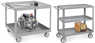 Uline Welded Steel Carts