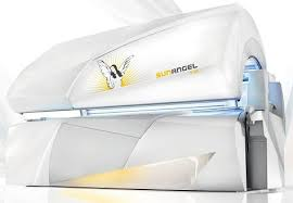 Are Tanning Beds Safe In Moderation by Buy An Ergoline Sun Angel Tanning Bed Get An Open Sun 550 Free