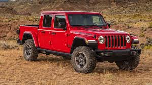 100 Truck Jeep LA Auto Show Gladiator Is Unveiled As New SUV