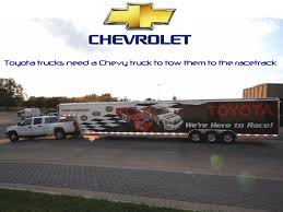 Chevy Towing Toyota Truck By Partywave On DeviantArt