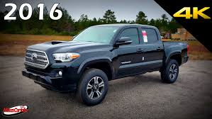 2016 Toyota Tacoma TRD Sport - Ultimate In-Depth Look In 4K - YouTube New 2018 Toyota Tacoma Trd Sport Double Cab 5 Bed V6 4x2 Automatic 2019 Upgrade 4 Door Pickup In Kelowna Preowned 2017 Crew Highlands Sr5 Vs 2015 4x4 Reader Review Product 36 Front Windshield Banner Decal Truck Off Chilliwack 2016 Used 4wd Lb At Feature Focus How To Use Clutch Start Cancel The I Tuned Suspension Nav
