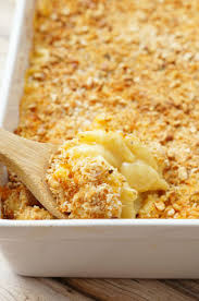Skillet Baked Macaroni And Cheese