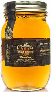 Pumpkin Pie Moonshine Mash by Ole Smoky Blue Flame Moonshine
