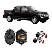 Fits Ford Explorer Sport Trac 01-10 Front Door Replacement Speakers ... 2015 Toyota Tacoma Reviews And Rating Motor Trend Subwoofer Speakers In Car Best Truck Resource Sub For Shallow Mount Subwoofers Bed Banger Bar 2019 Honda Ridgeline Pickup In Texas North Dealers The 2017 New Dealership Candaigua Near Fits Gmc Sierra 1500 19992002 Rear Pillar Replacement Harmony Ha Short Tent Yard Photos Ceciliadevalcom 2008 Tundra Crewmax Build Santa Fe Auto Sound Rtle Road Test Review By Ben Lewis