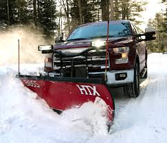 BOSS Snowplow | Truck Plow Equipment