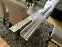 tehalit brüstungskanal stahlblech 133 x 85 mm 2m länge