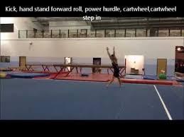 10 best level 4 routines images on pinterest gymnastics scores