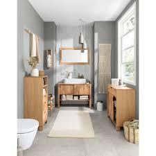 home affaire waschbeckenunterschrank april schiebetüren aus massivholz breite 100 cm