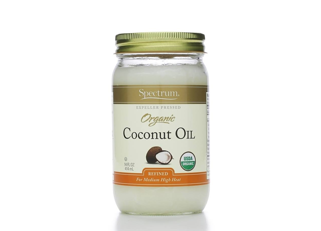 Spectrum Organic Coconut Oil - 414ml