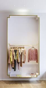 5 Unusual Modern Ways To Display Your Clothes At Home