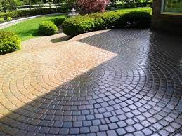 Inexpensive Patio Ideas Pictures by Painted Patio Pavers Home Design Ideas And Pictures