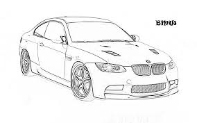 Colouring Pages Cars To Color At Collection Picture Coloring Page