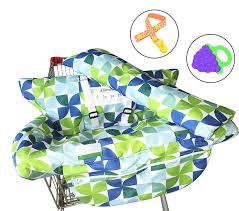 Amazon.com : Summer Shopping Cart Cover Premium High Chair ...
