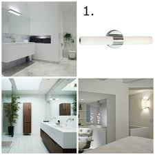 Modern Led Bathroom Sconces by Sleek And Contemporary Led Wall Lamps Lamps Plus