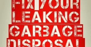 Garbage Disposal Leaking From Bottom Screws by How To Fix Your Leaking Garbage Disposal