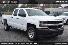 New 2019 Chevrolet Silverado 1500 LD Work Truck Extended Cab Pickup ...