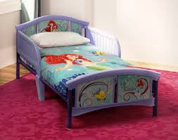 Minnie Mouse Canopy Toddler Bed by Delta Children Little Mermaid Toddler Bed U0026 Reviews Wayfair