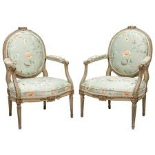 Pair Of Louis XVI Style Fauteuils A La Reine | Armchairs And Modern French Antique Louis Xvi Style Painted Bgere Chair On The Highboy Armchair Huff Harrington Mint Green Inoutdoor Chairish Georges Jacob Fauteuil From Xvis Salon Des Fine Pair Carved Gilt Upholstered Xv Hand Fauteuil Or Sold Ruby Lane Of Cream Lacquered Wood Bgere Armchairs Style Chair Tiffany Lamps Bronze Statues Baroque Black Roco Fniture And 16 Giltwood Side Chairs Interiors Fauteuils A La Reine Armchairs Modern