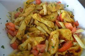 pates au blanc de poulet la poussière celle qui partage une recette 4 salade de