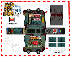 Paper Taco Trucks | File Under