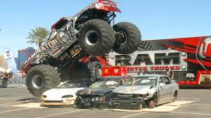100 Monster Truck Horsepower Dodge Ram Raminator 2000 HP At ACM Awards YouTube