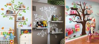 Creative Shelves For Kids Room 1