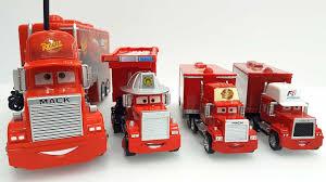 Disney Pixar Mack Truck Tomica Hauler Disney Cars Lightning Mcqueen ...