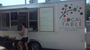 100 Food Trucks Tulsa True Ie Sound Bites Local Table TruckSeek And
