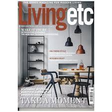 100 Modern Homes Magazine Living Etc 1 January 2016 LV0116