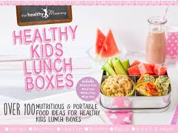 Healthy Kids Lunch Boxes EBook