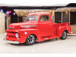 1951 Ford F1 For Sale | ClassicCars.com | CC-957068 1951 Ford F1 Pickup F92 Kissimmee 2016 Classics For Sale On Autotrader This Stole The Thunder Of Every Modern Fseries Truck File1951 Five Star Cab 12763891075jpg Bangshiftcom Truck Might Look Like A Budget Beater Hot Rod Network Classic Car Show Travelfooddrinkcom 1948 Studio Martone Ford Mark Traffic