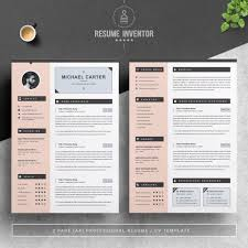 Modern Resume / CV Template | 3 Pages Creative Resume Printable Design 002807 70 Welldesigned Examples For Your Inspiration Editable Professional Bundle 2019 Cover Letter Simple Cv Template Office Word Modern Mac Pc Instant Jeff T Chafin Templates Free And Beautifullydesigned Designmodo The Best Of Designwriting Samples Graphic Mariah Hired Studio Online Builder A Custom In Canva