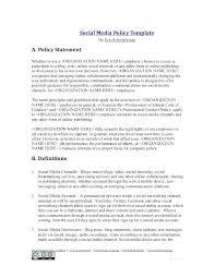Employee Guidelines Template Internal Procedures