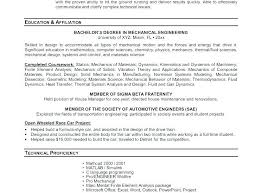 Resume Headline Examples For Mba Fresher Packed With Good