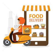 1999731 Croissant Sandwich Food Delivery Concept