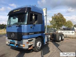 MERCEDES-BENZ Actros 3353/2653 Full Steel - EPS - 2 Ponts - Sleeper ...