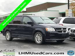 Pre-Owned 2013 Dodge Grand Caravan SXT Mini-van, Passenger In Sandy ...