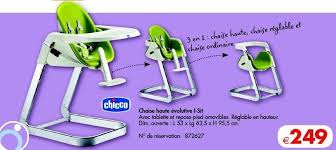 chaise haute i sit chicco dreamland promotion chaise haute évolutive i sit chicco chaise