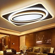 ls led wohnzimmer schlafzimmer licht deckenleuchten