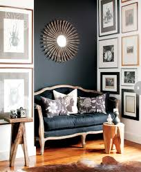 Interior Rustic Mid Century Modern Home