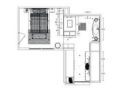 plan dressing chambre plan chambre avec dressing chambre avec salle de bain ouverte et