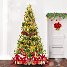 Artificial Green Christmas Tree 6ft Xmas Gift Indoor Home Decor