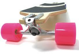 Pintail Longboard Deck Template by Choosing A Longboard Skateboard Deck Warehouse Skateboards