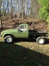 100 1983 Toyota Truck My Pickup Resurrection Sinking Creek 4WD Association