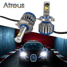 atreus h4 led car headlights for honda civic chevrolet cruze ford